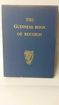 1956 Guinness Book of Records 2nd Edition