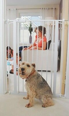 Bettacare Pet & Child Gate ~ Width  75 - 83 cm  ~ 104 cm Height