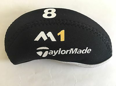 New Boxed 10 x Taylormade M1 Iron Covers Golf Club Head Covers  4-LW 2017 Stock