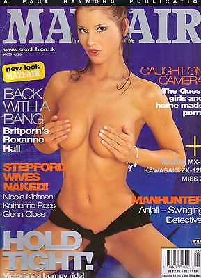 MAYFAIR MAGAZINE volume 39 number 10 mens adult glamour magazine