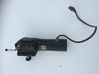 invacare wheelchair motor gearbox and brake model no 1436633