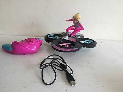 Barbie Star Light Adventure Flying Toy USED GOOD CONDITION C24