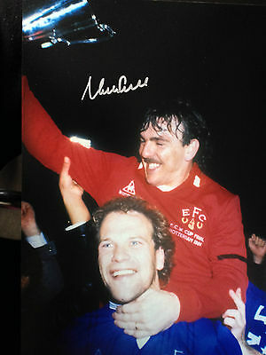 Neville Southall - Everton Footballing Legend - Superb Signed Photograph