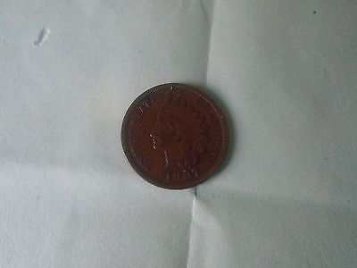 1897 1 cent indian head