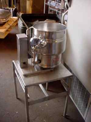 2 gallon electric heated jacketed kettle GROEN model TDB 6-10
