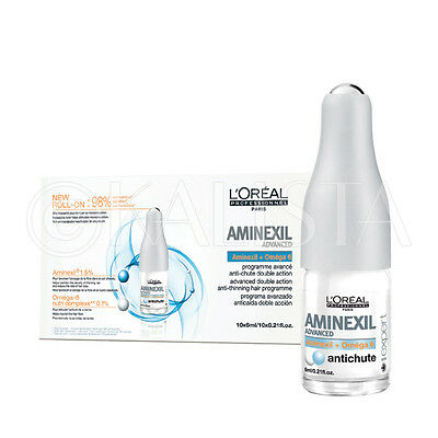Aminexil Advanced 10 X 6Ml Anti-Chute L'oreal Professionnel [70S0254]