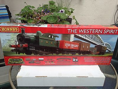 Hornby R1161 The  Western Spirit -    Empty Train Box Only