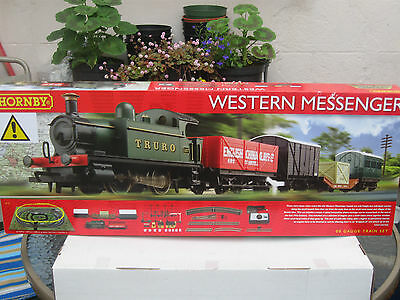 Hornby R1142 Western Messenger   Empty Train Box Only