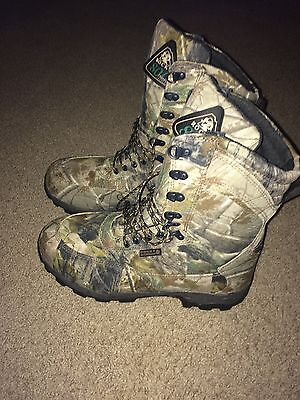 Rocky Prowler Elite Hunting Boots Size 12
