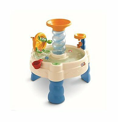 Little Tikes Spiralin Seas Waterpark Play Table Water Toy .
