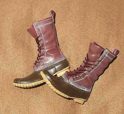 1/6 Scale ACI Fashion Outdoor Hunting Boots Brown - Jagdstiefel Stiefel Schuhe