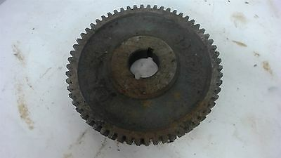 "Boston Ga-60 Gear, 60 Teeth, 5/8"" Keyed Bore, 3/8"" Thickness"
