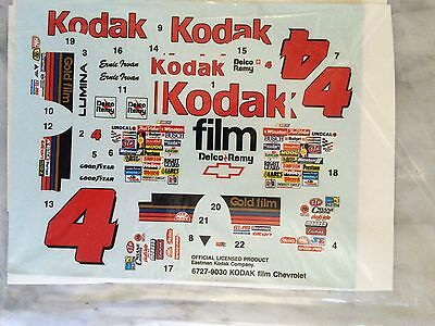 1/24 Sterling Marlin 1994 Daytona 500 Winning Decals Nascar