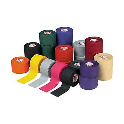 Mueller M-Tape 1 1/2 x 10 Yards Hockey Stick Tapes, Colors to Choose! NEW!!