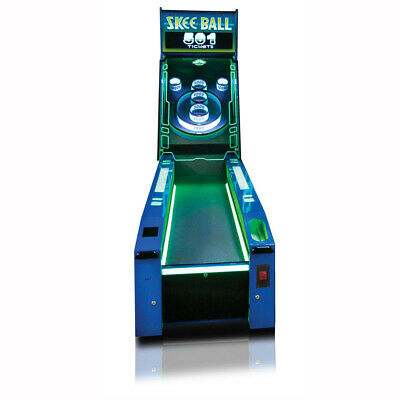 Skee Ball Fusion 10' Bowler Redemption Arcade Game