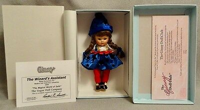 """Rare Ginny """"The Wizard'S Assistant"""" - 2005 Modern Doll Convention - Le 100"""