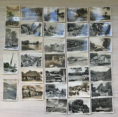 """Senior service cigarette cards set of 31 """"our countryside"""""""