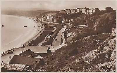 Filey - Yorkshire   -Real Photo Early Postcard