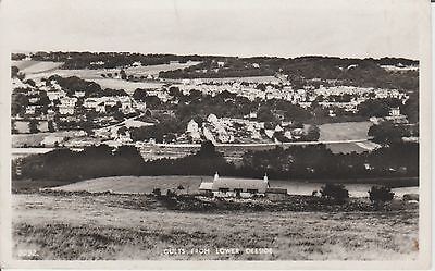 Cults- From Lower Deeside- Aberdeenshire  -Real Photo Early Postcard