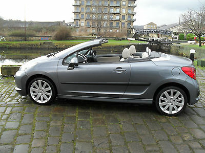 2007 Peugeot 207 CC 1.6 THP 150 Coupe GT CONVERTIBLE