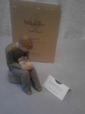 Willow Tree New Dad Figure