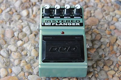 Very Clean DOD FX-75C Flanger Guitar Effect Pedal, Great Condition, Great Effect