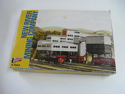 Walthers Cornerstone N Scale New River Mining Company 933-3221 missing windows