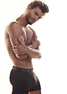 Unofficial JAMIE DORNAN Christian Grey 2 *Glossy* A4 print Poster - Fifty Shades