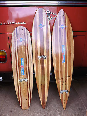 Classic Custom Made Longboard Skateboard Decks