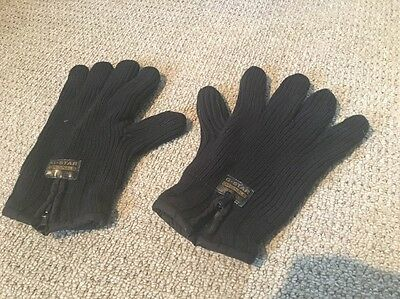 Thick G Star Raw Wooly Gloves