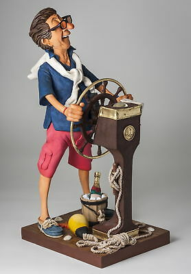 """Guillermo Forchino Comic Art Figur """"Weekend Captain"""" Professionals Figur FO85543"""