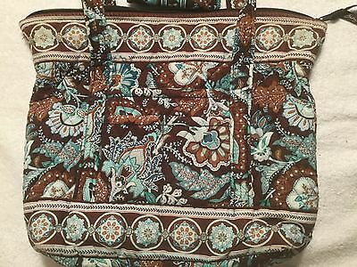 Vera Bradley  2 Piece Assortment, Extra Large Shoulder Bag & Wallet