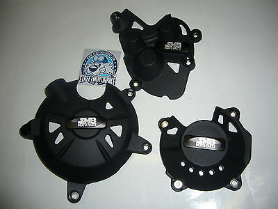 Kit engine sliders shield carter KAWASAKI ZX6R ZX 6 R 2009 2013 2014 2016
