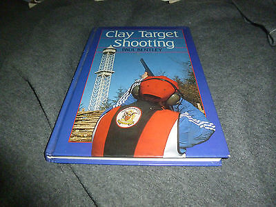 Clay Target Shooting Book - Techniques, Equipment, Skeet, Sporting,trap, Train