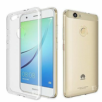 Thin Clear Transparent Rubber Silicone Gel Case Cover For Huawei Nova NEW