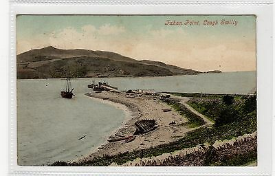 FAHEN POINT, LOUGH SWILLY: Co Donegal Ireland postcard (C25724)