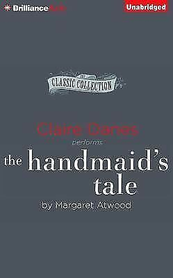 The Handmaid's Tale by Margaret Atwood (2014, CD, Unabridged)