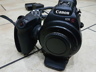 Canon EOS C100 C 100 Cinema EOS Camera, Complete and Ready to Shoot!