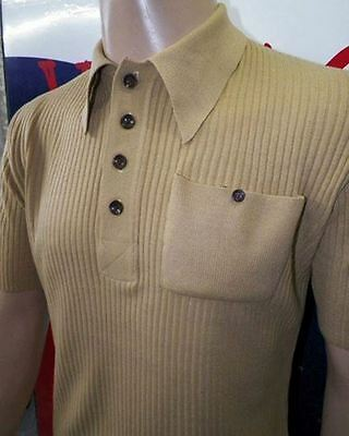 LARGE.-  ABSOLUTELY STUNNING SIXTIES MOD VINTAGE (Chest 42/ Lenght 24)