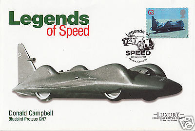 1998 Speed - Westminster Official Set of Five
