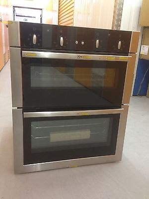 Neff U17M42N5GB Built-under Double Electric Oven