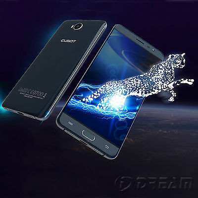 CUBOT CHEETAH 2 5.5'' 4G LTE DUAL SIM ANDROID 6.0 Mobile Phone TOUCH ID 8MP/13MP
