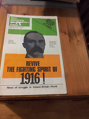 Irish Liberation Press Special Edition   Revive The Fighting Spirit Of 1916
