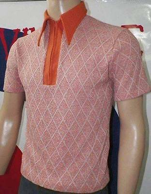 MEDIUM.- AWESOME SIXTIES  MEN´S VINTAGE (Chest 40 /Lenght 24)