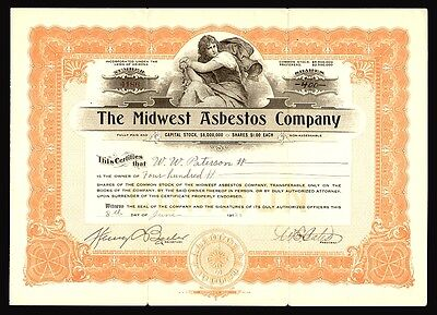 Midwest Asbestos Company (1920)