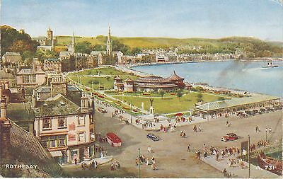 Rothesay - Early Postcard