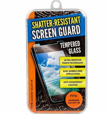 Screen Safety Samsung Galaxy 6S Cell Phone Screen Protector Tempered Glass