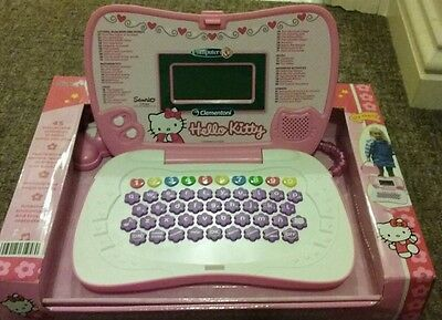 Hello Kitty Handbag Laptop.Learning Educational Age 5+ NEW