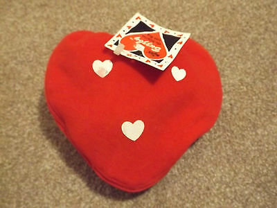 New Love Heart Gift New Buzzby The Surprise Love Bug In Heart Zip Bag By Russ