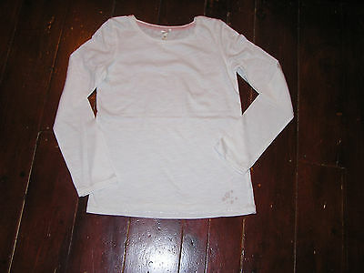Next Girls Long Sleeve Top Age 7 Years